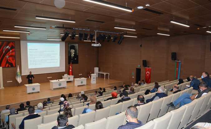 Belediye Personeline 'Temel İş Sağlığı Ve Güvenliği' Eğitimi