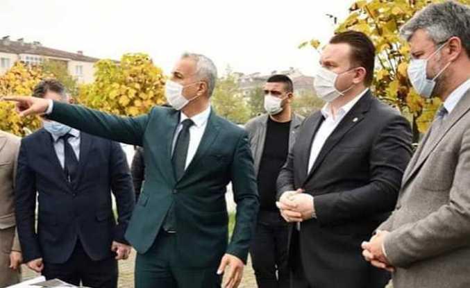 MHP'li Bülbül; Fen Lisesi Hendek'e Hayırlı Olsun