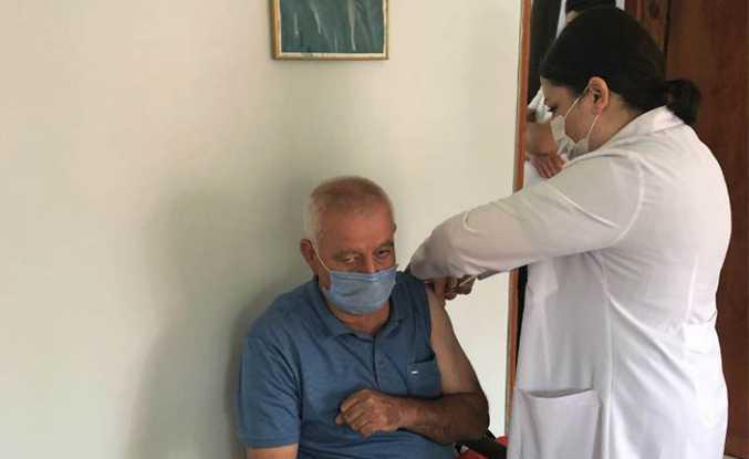 Haftasonu Ve Bayram Öncesi Koronavirus Aşılaması Devam Ediyor