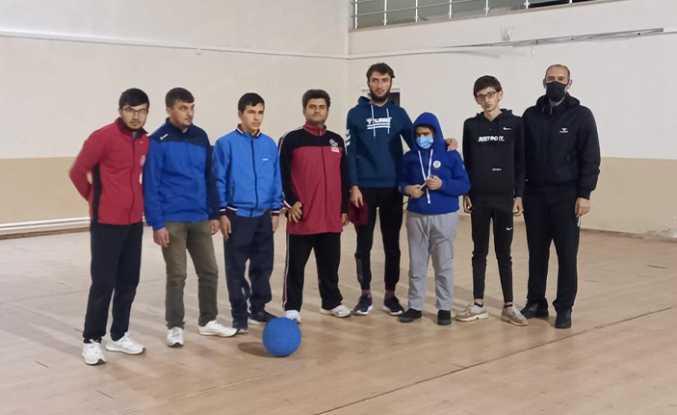 Golbol Takımı Antrenmanlarına Başladı