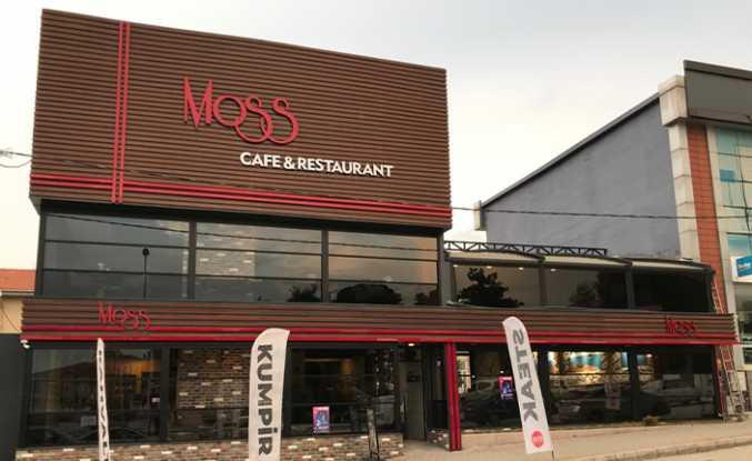 Moss Cafe Yenilenen Yüzüyle Hizmetinizde