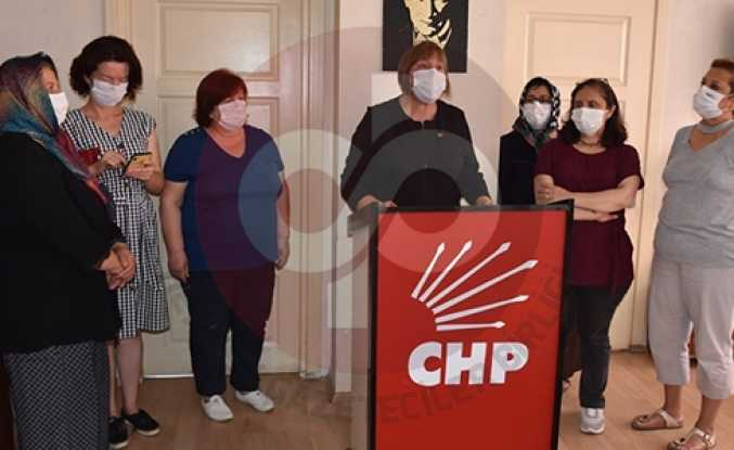 İstanbul Sözleşmesi Kırmızı Çizgimizdir
