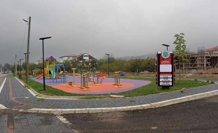 Bu Park'ta Hayat Var