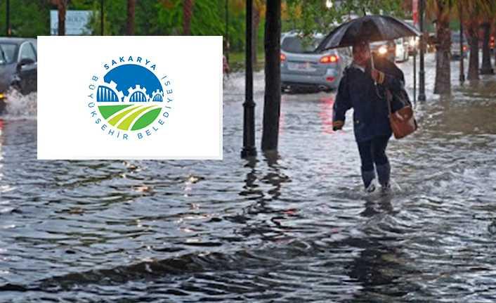 Büyükşehir Uyardı: Sel Ve Su Baskını Yaşanabilir