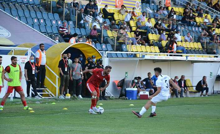 Hendekspor'un 2. Tur Rakibi 52 Ordu FK